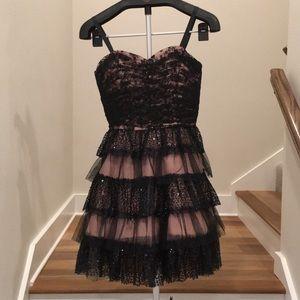 Short Betsey Johnson Party Dress.
